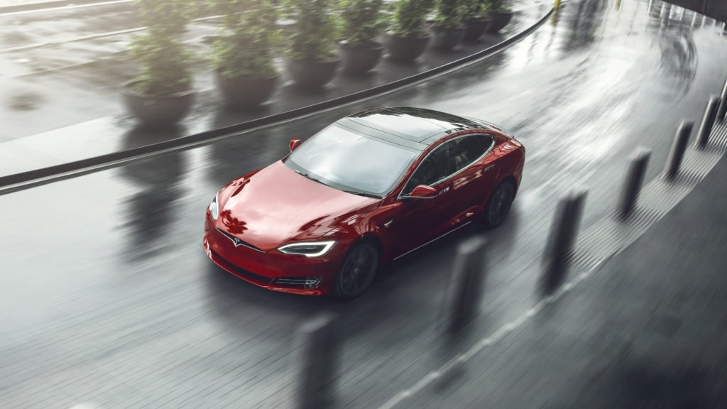 Tesla Cars to Sound Pedestrian Warning With 'Snake Jazz'