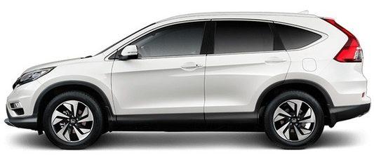 Honda CR-V четвертого поколения (описание, отзывы, характеристики)