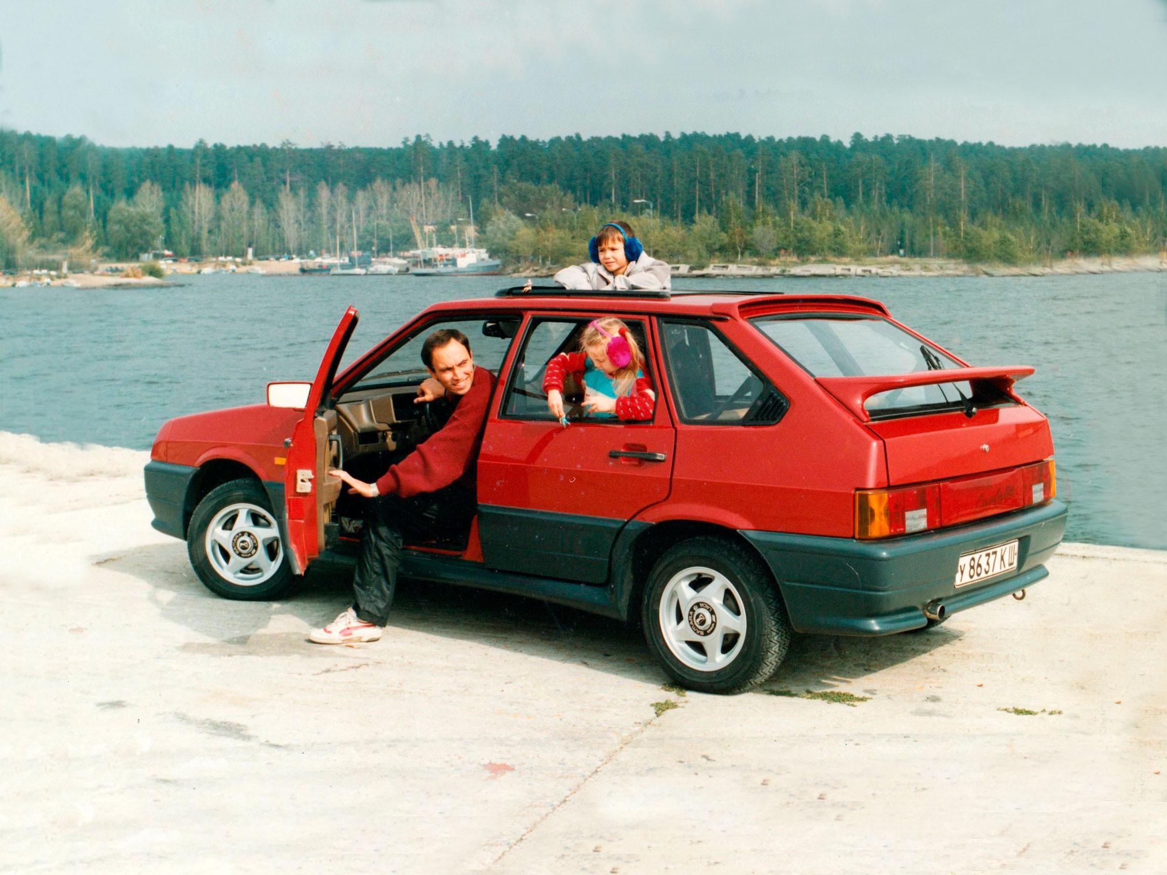 История разработки и успеха бельгийской версии Lada Samara