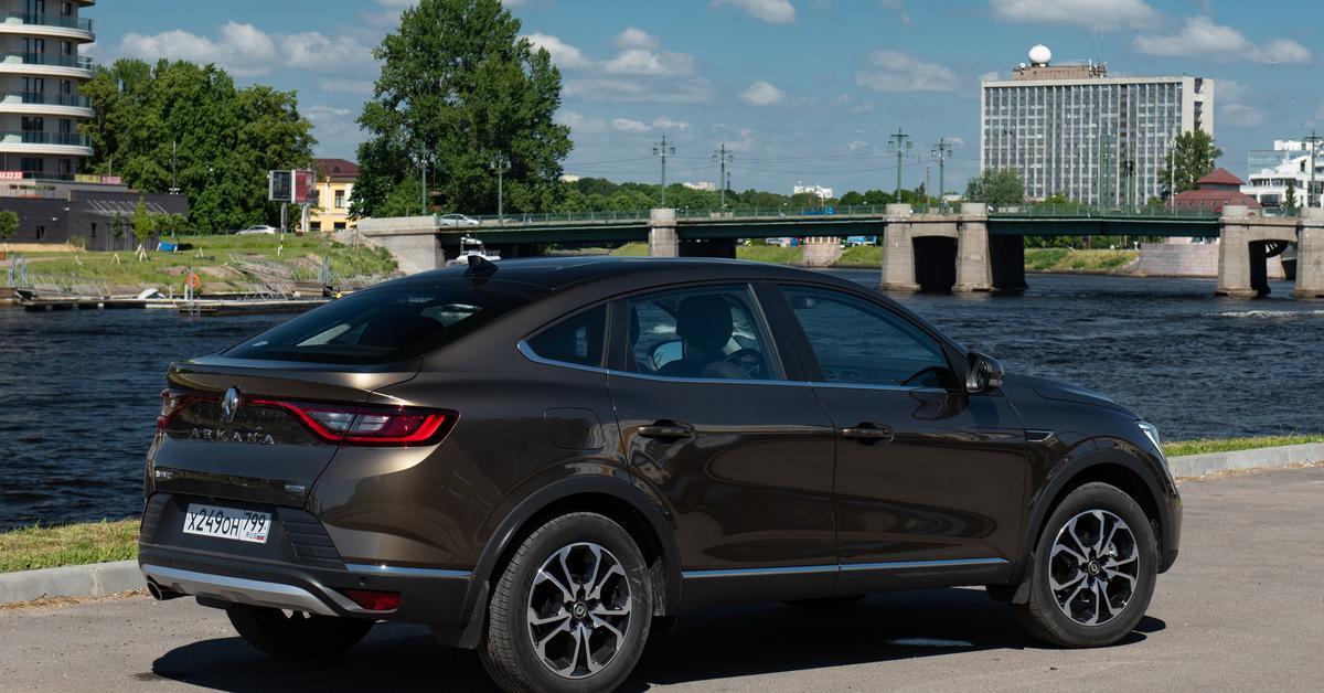 Завод ЗАЗ начал выпускать Renault Arkana из российских комплектующих — Motor