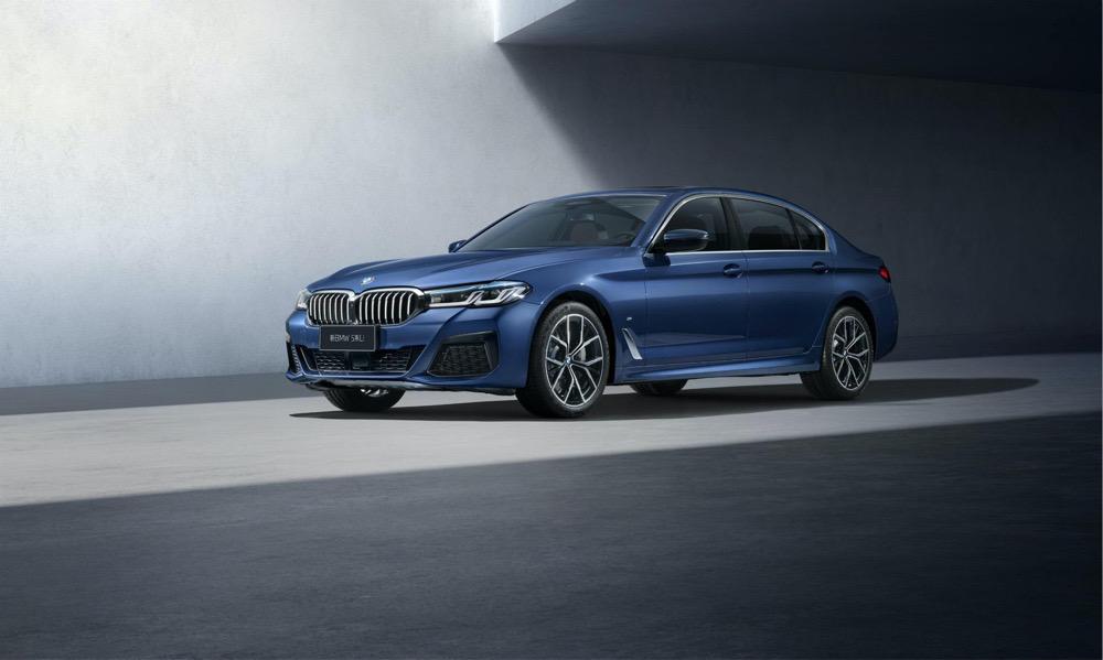Готовится презентация удлинённого BMW 5-серии — BMWLAND.RU