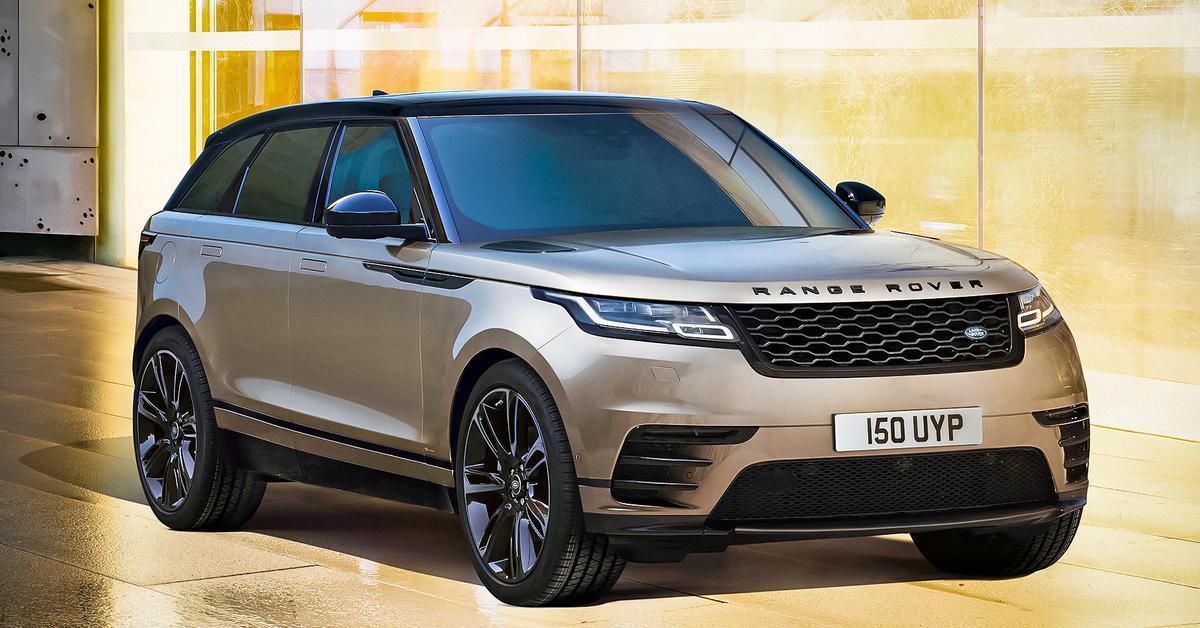 Range Rover Velar получил новые моторы и стал технологичнее — Motor