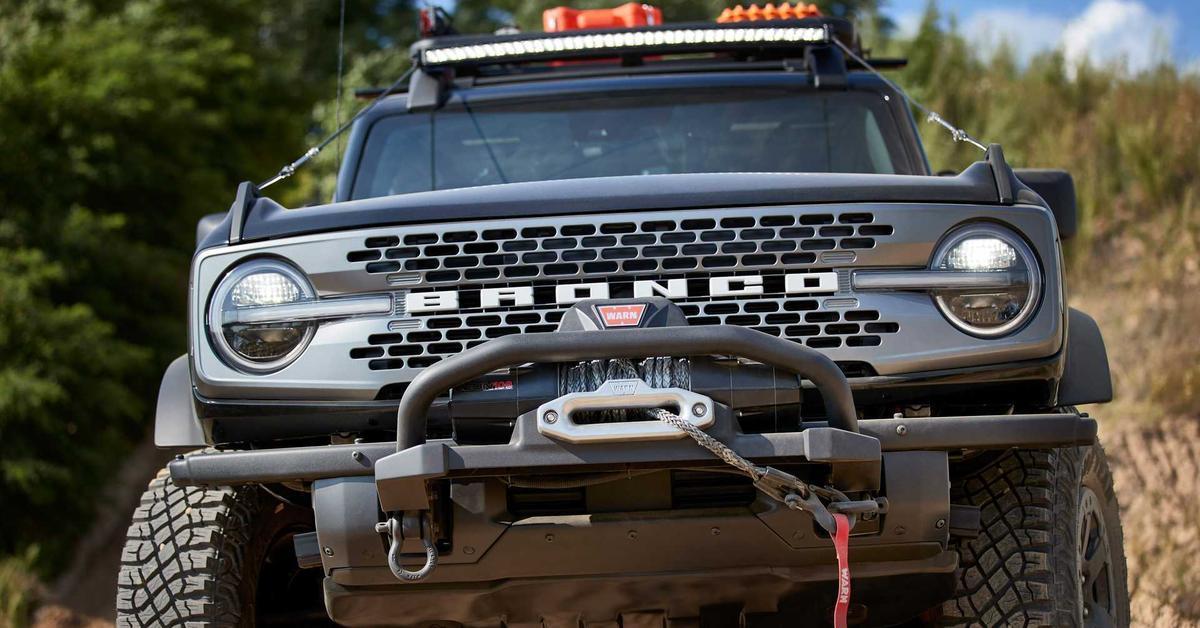 Ford запатентовал имя для нового внедорожника — Motor