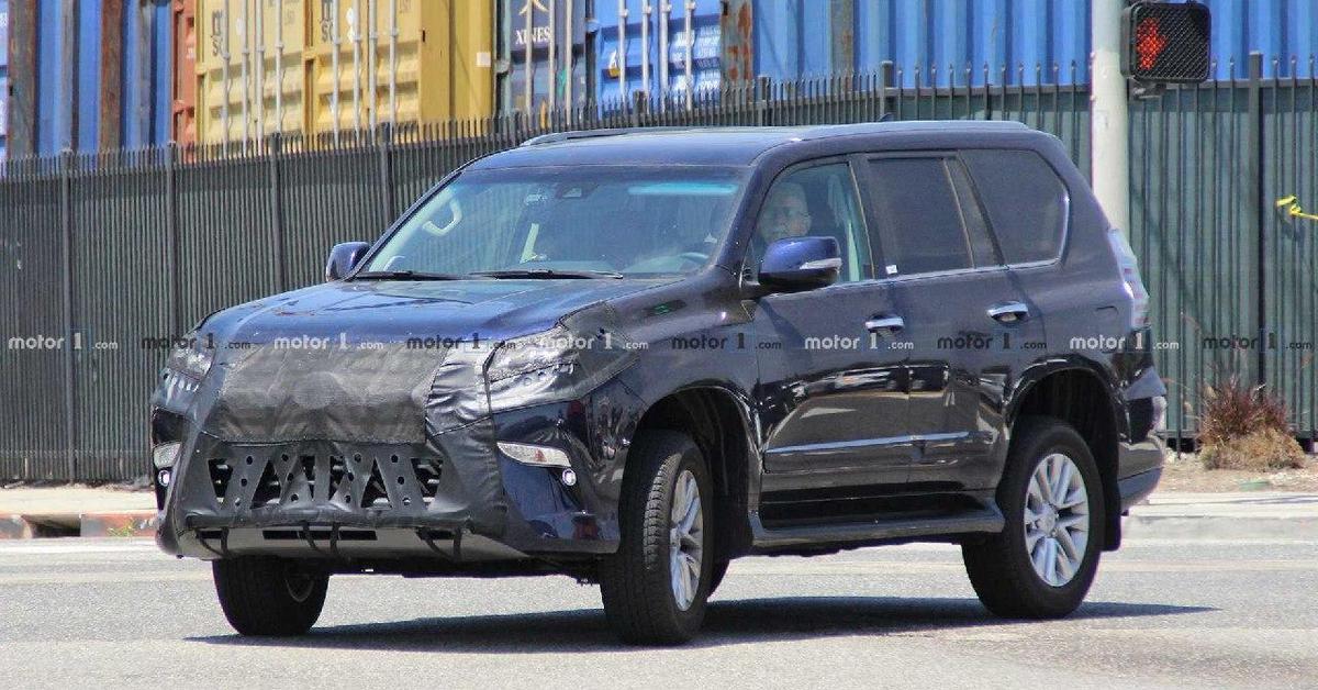 Toyota запатентовала новые имена для будущих моделей — Motor