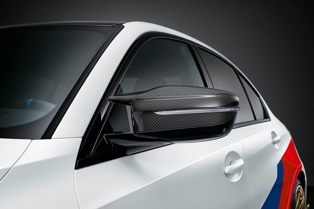 BMW представили комплект M Performance для новой М-серии — BMWLAND.RU