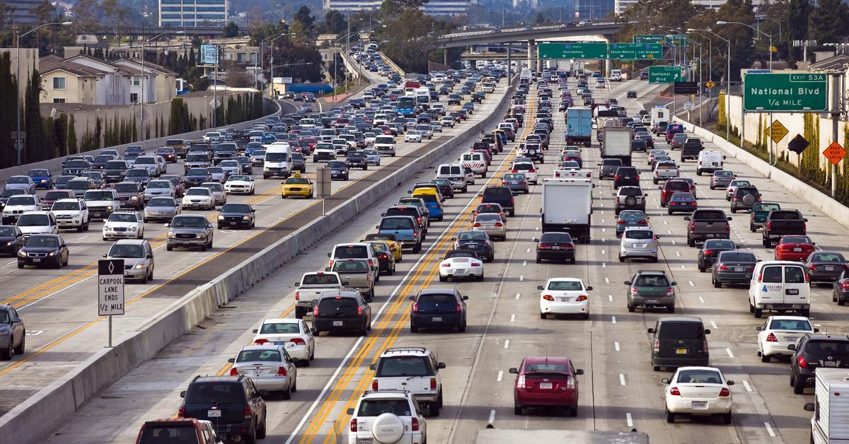 Сколько времени сэкономили водители из-за пандемии — Motor