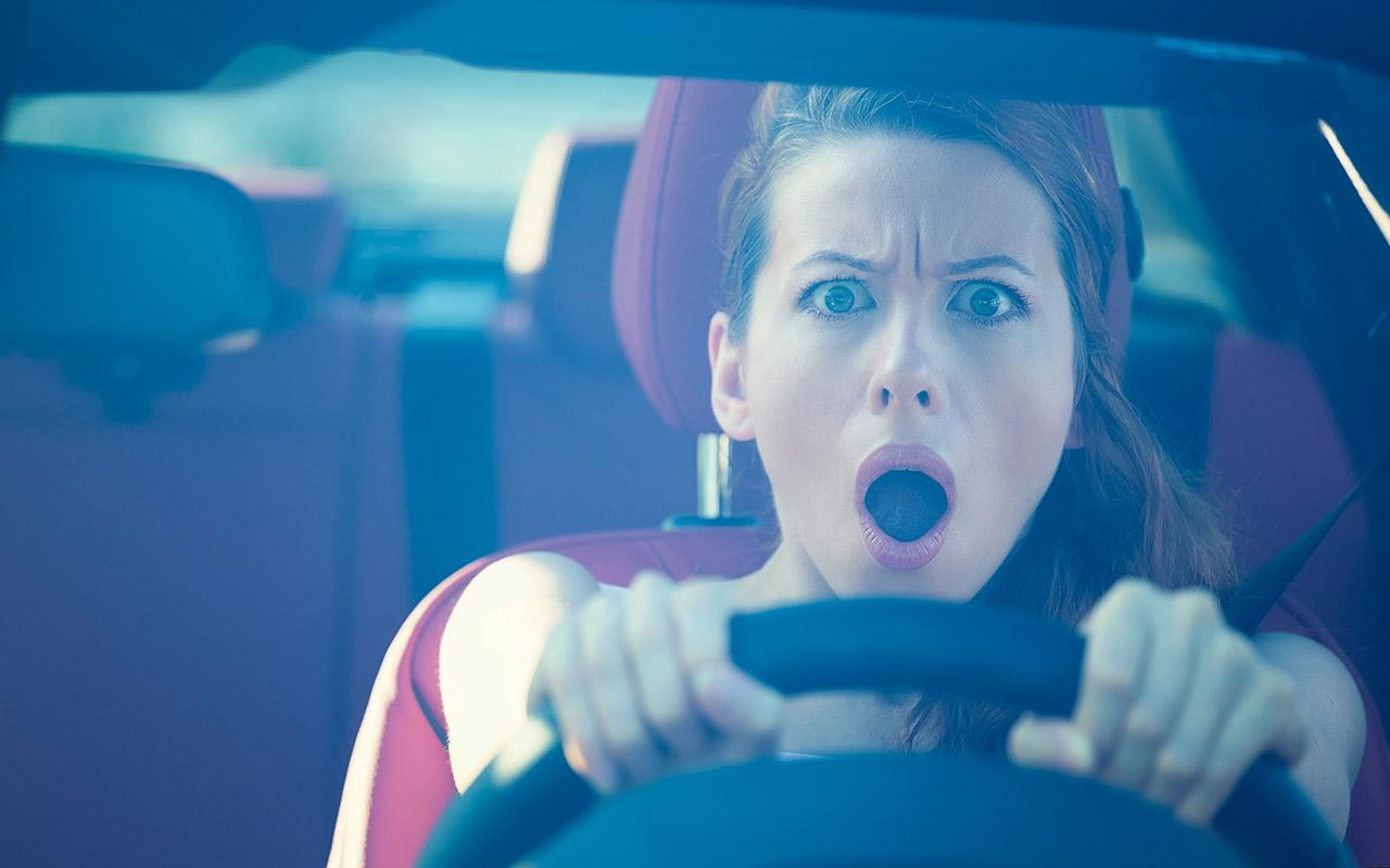 Сделай что-нибудь!— как водители сами устраивают ДТП— журнал Зарулем