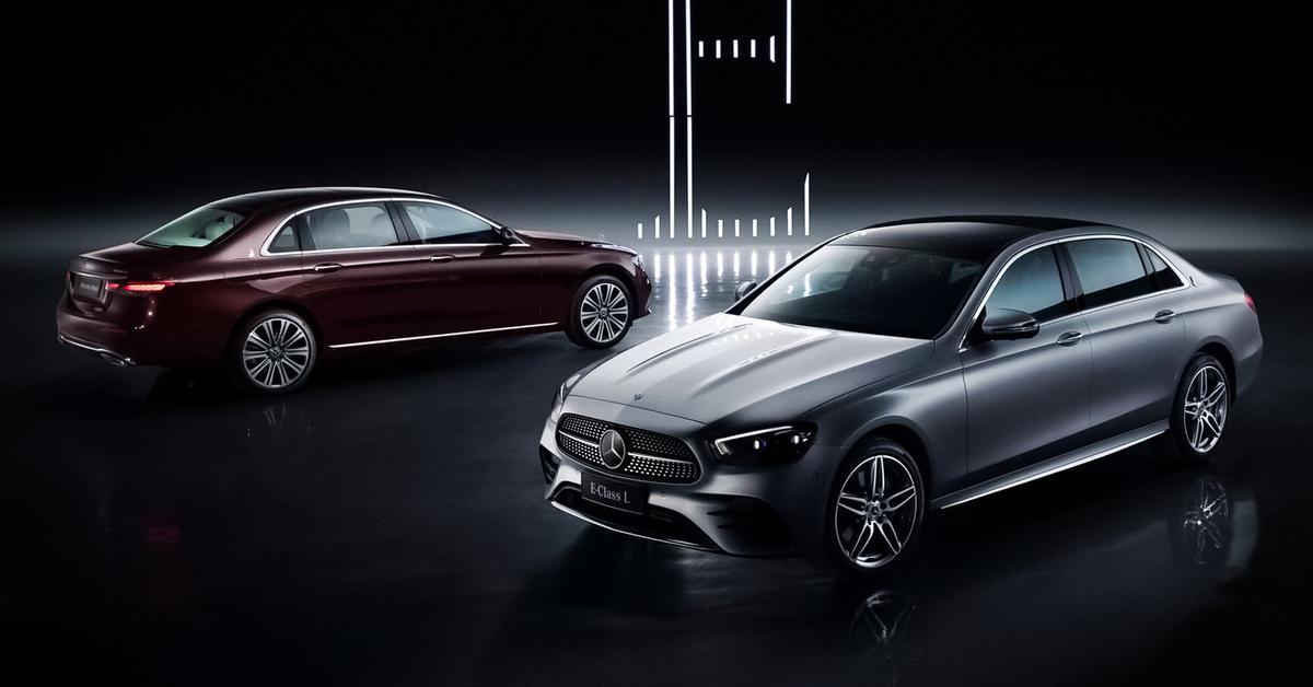 Mercedes-Benz представил удлиненный E-Class — Motor