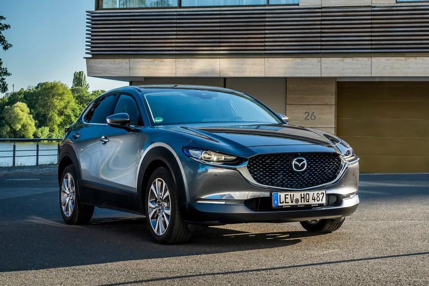 Кроссовер Mazda CX-30 ещё раз сертифицирован для РФ: локальная сборка и всё так же один мотор