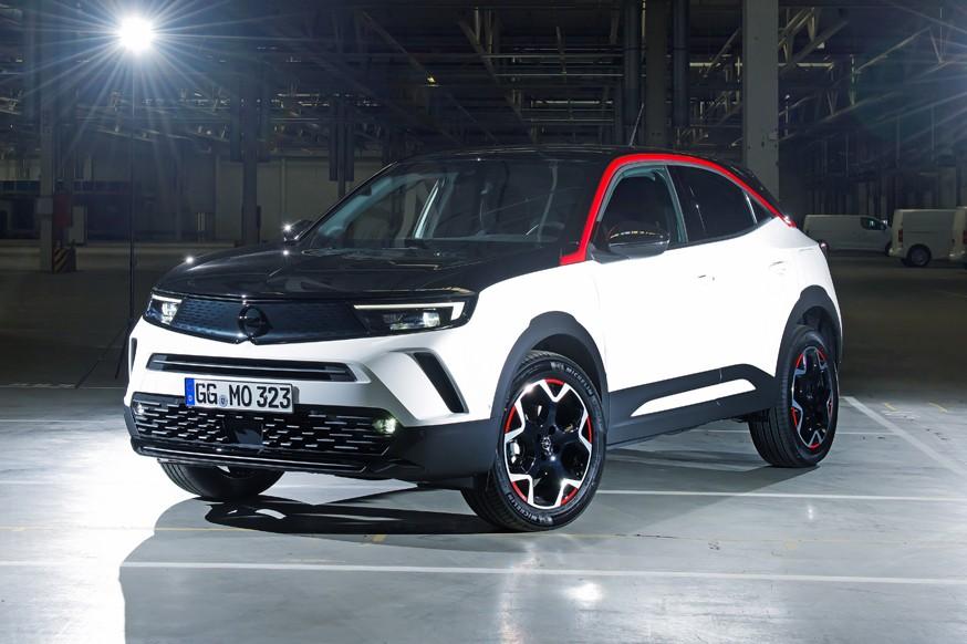 Opel официально представил бензиновые и дизельную версии Mokka второго поколения