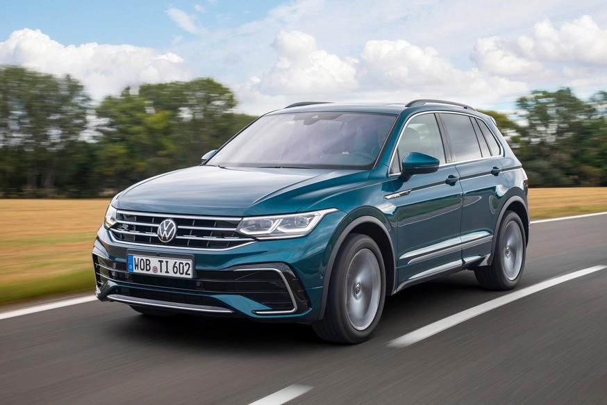 Обновлённый Volkswagen Tiguan для России: с прежними бензиновыми моторами, пока без дизеля