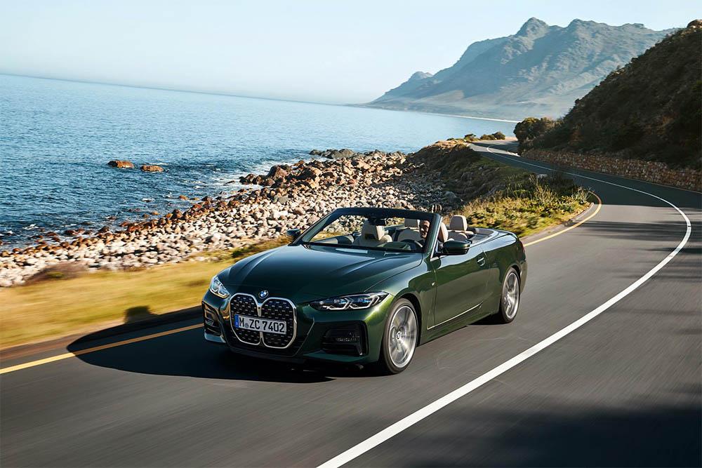 Мировая премьера нового кабриолета BMW 4-серии — BMWLAND.RU
