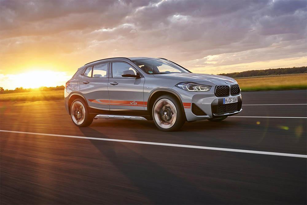 Премьера эксклюзивной серии BMW X2 M Mesh Edition — BMWLAND.RU