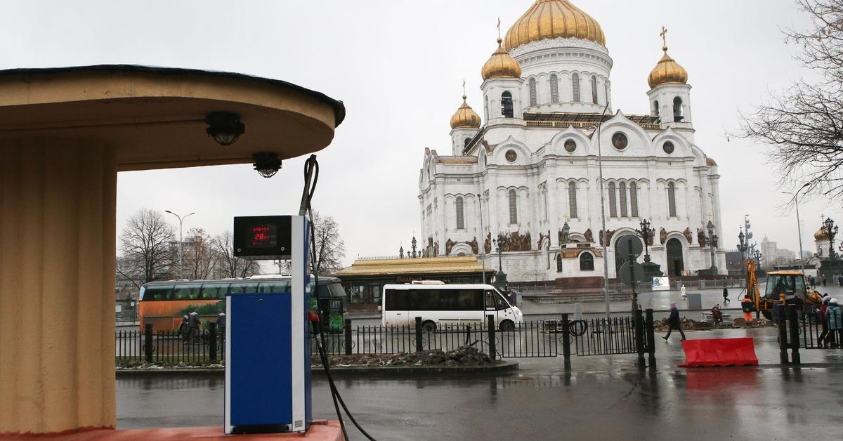 Треть российских заправок рискуют закрыться из-за нового ГОСТа — Motor