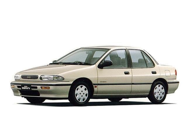 Isuzu (Исузу) Gemini Исторический седан