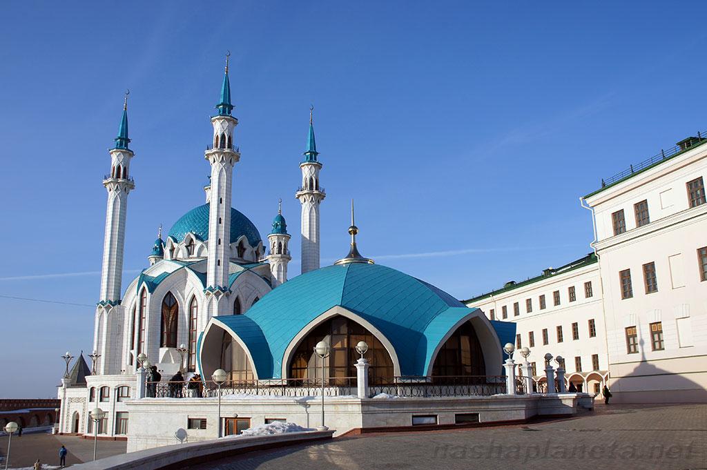 Туристическая Казань — достопримечательности города