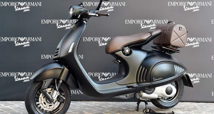 Vespa 946 –футуристический скутер от Piaggio