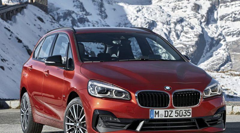 Первая встреча - BMW 2-Series Active Tourer 2018